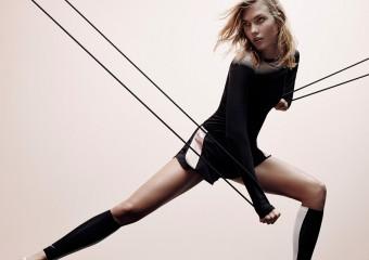 Karlie Kloss x Nike x Pedro Lourenço