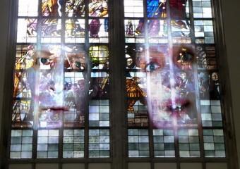 Oude Kerk x Tony Oursler