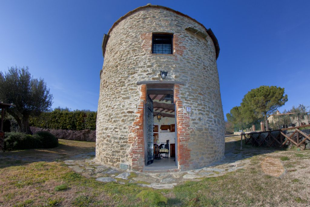 umbria tower halloween airbnb