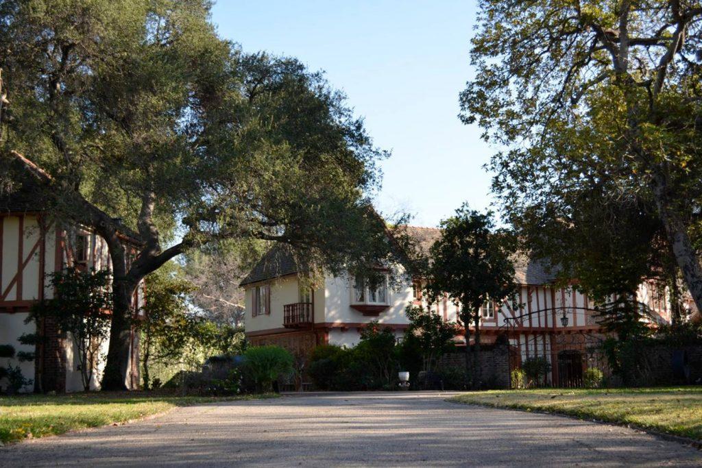 halloween airbnb vintage estate
